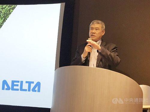 Delta Electronics Chairman Yancey Hai