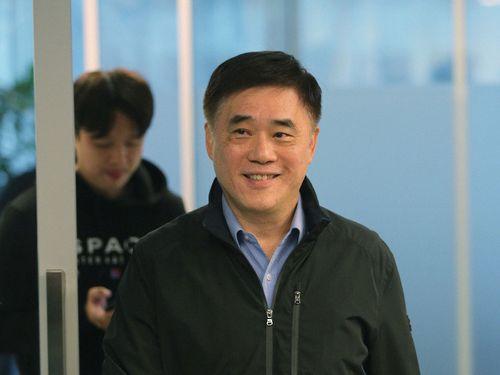 KMT Vice Chairman Hau Lung-bin (郝龍斌) / CNA file photo