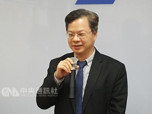 Minister without Portfolio Kung Ming-hsin (龔明鑫) / CNA file photo
