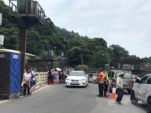 Photo courtesy of Taipei City Police Department Traffic Division