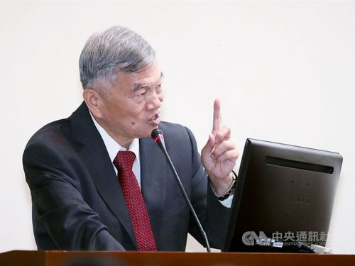 Economic Affairs Minister  Shen Jong-chin