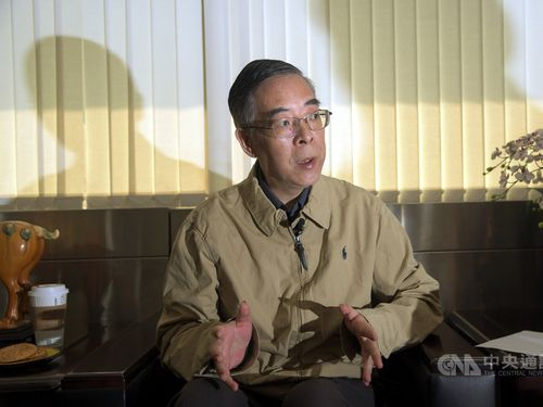 Wu Renhua (吳仁華), a scholar and witness to the Tiananmen Square crackdown in 1989