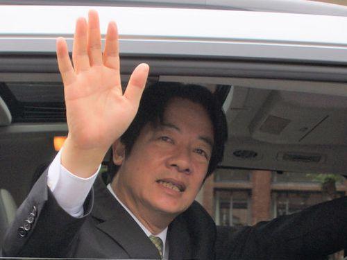 Former Premier Lai Ching-te