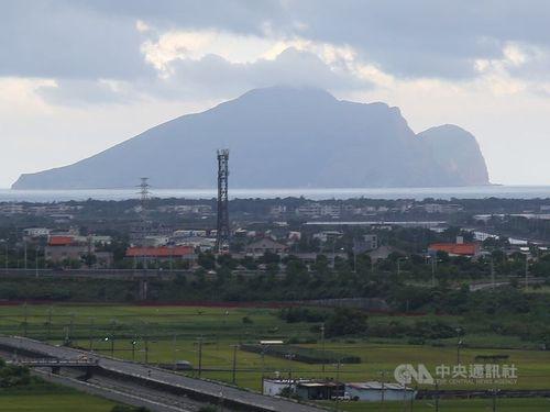 Guishan Island / CNA file photo
