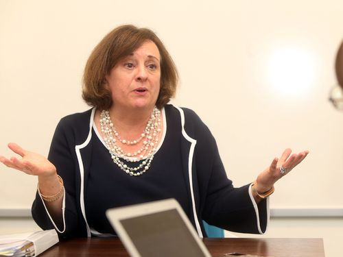 Suzanne Lawrence, the U.S. Department of State special adviser for children