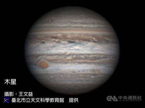 Photo courtesy of Taipei Astronomical Museum