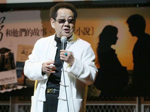 Taiwanese actor Ma Ju-lung (馬如龍) / CNA file photo