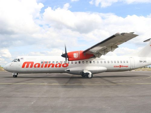 Photo from Malindo Air Facebook page