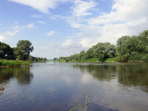 Weser River (Photo from Pixabay)