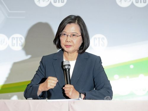 President Tsai Ing-wen (蔡英文/CNA file photo)
