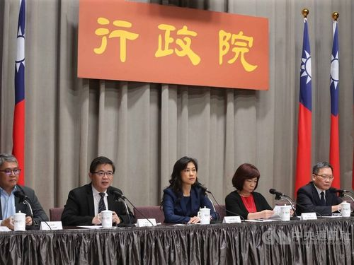 Cabinet approves projects to boost investment in Taiwan.