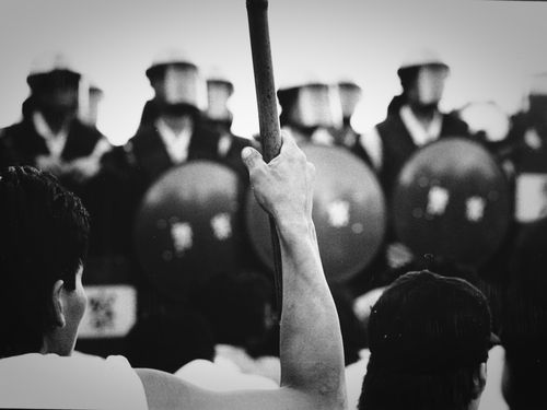 A glimpse of democracy activism in Taiwan over the past 30 years / Photo courtesy of Liu Chen-hsiang