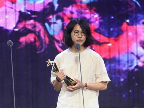Huang Pang-chuan (黃邦銓) / Photo courtesy of the Taipei Film Awards