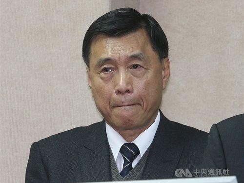 National Security Bureau Director-General Peng Sheng-chu (CNA file photo)