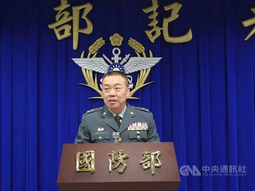 MND Deputy Chief of Staff Li Chao-ming (李兆明)