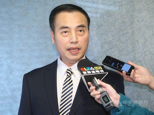 CTSU Secretary-General Eddy Wu / CNA file photo