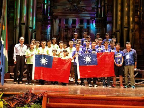 Photo courtesy of Chiu Chang Mathematics Education Foundation