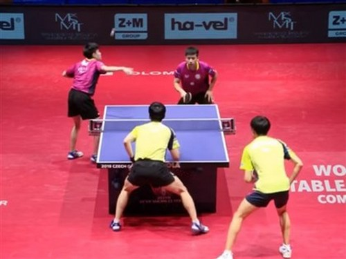 Photo taken from Official ITTF Channel YouTube
