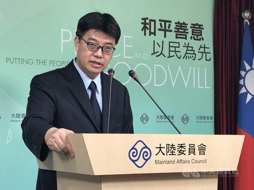 MAC Deputy Minister Chiu Chui-cheng