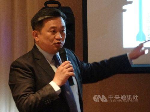 DPP lawmaker Wang Ting-yu