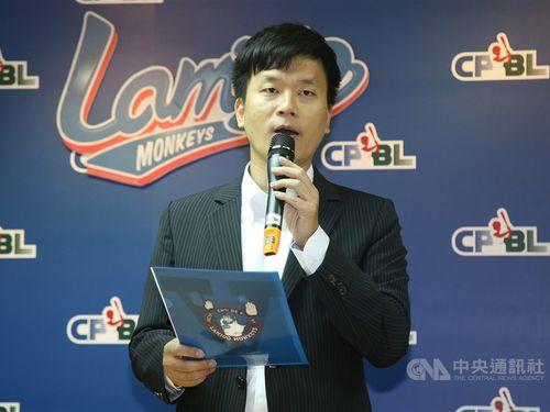 Monkeys General Manager Justin Liu  / CNA file photo