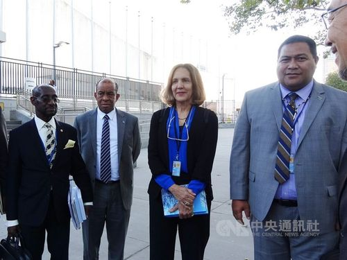 Representatives from Taiwan