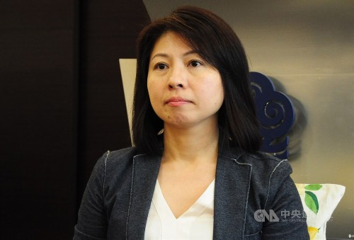SEF spokesperson Tsai Meng-chun