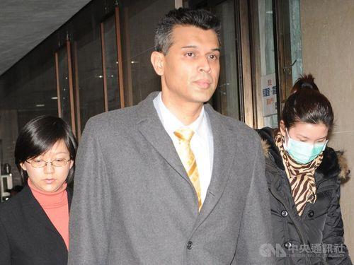 Zain Dean (CNA file photo)