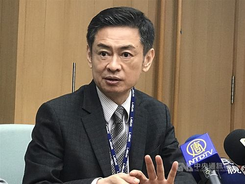 Lagan Precision Co.  CEO Adam Lin CNA file photo