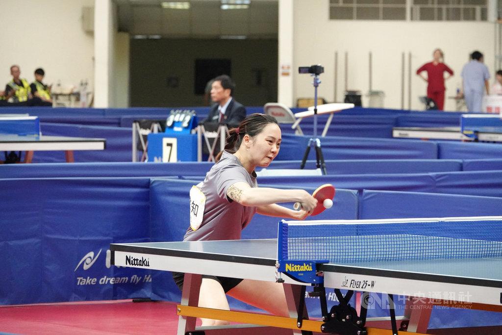 Cheng Hsien-tzu, CNA file photo