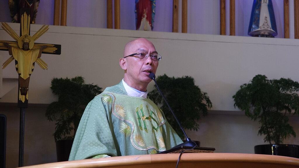 Father Joy Tajonera