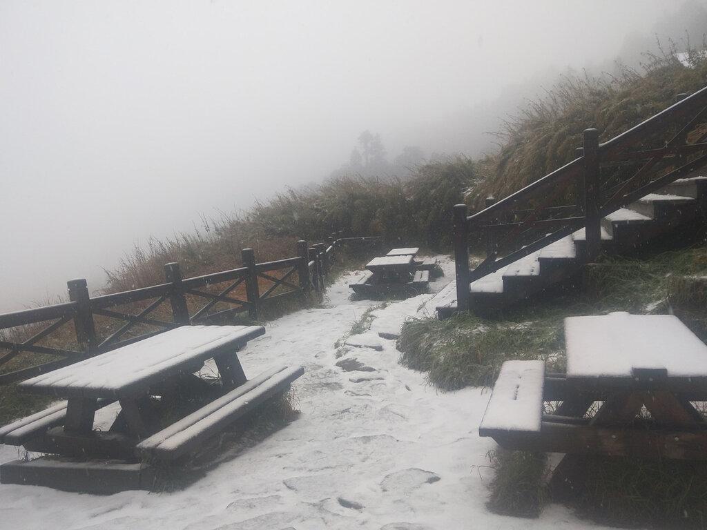 Photo courtesy of the Bunun Mountaineering Team