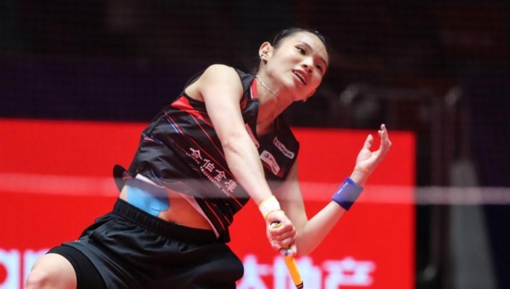 Tai Tzu-ying (戴資穎) / Image taken from HSBC BWF WORLD TOUR FINALS 2019 website (bwfworldtourfinals.bwfbadminton.com)