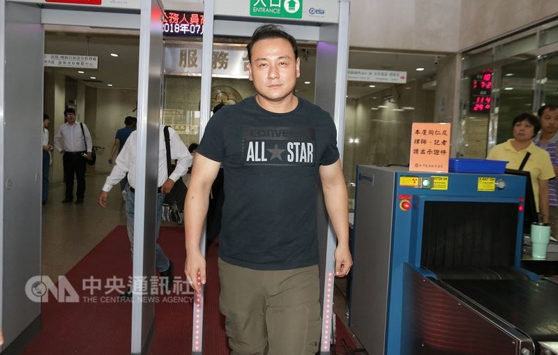 Chang Wei (張瑋)/CNA file phot