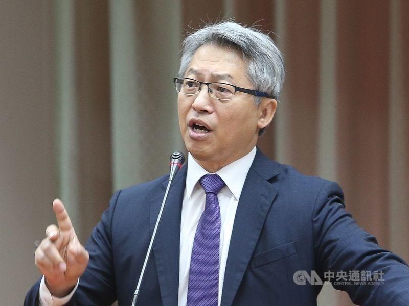Academia Sinica President James C. Liao (廖俊智) / CNA file photo
