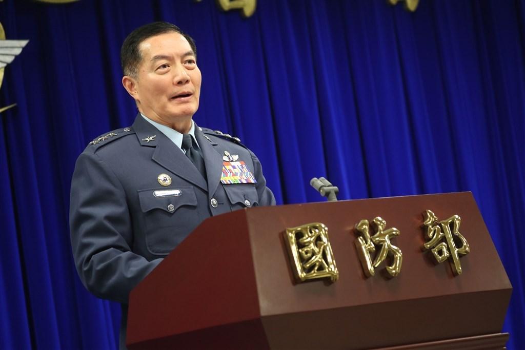 Chief of General Staff Shen Yi-ming (CNA file photo)