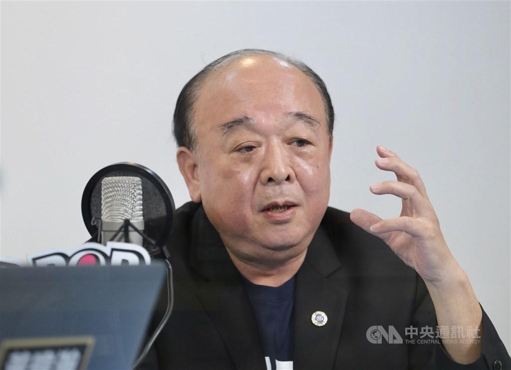 Wu Sz-huai (吳斯懷)/CNA file photo