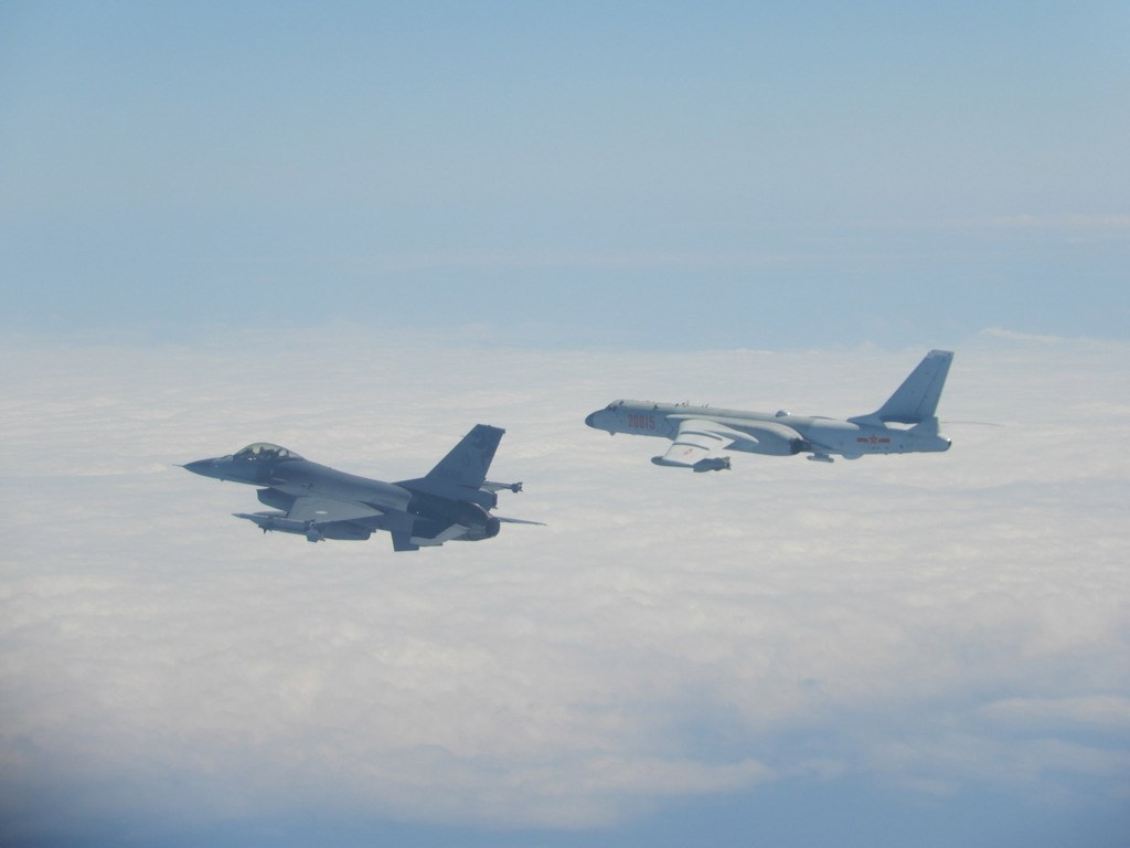 Major incursion: Chinese military aircraft cross into Taiwan airspace: Taipei