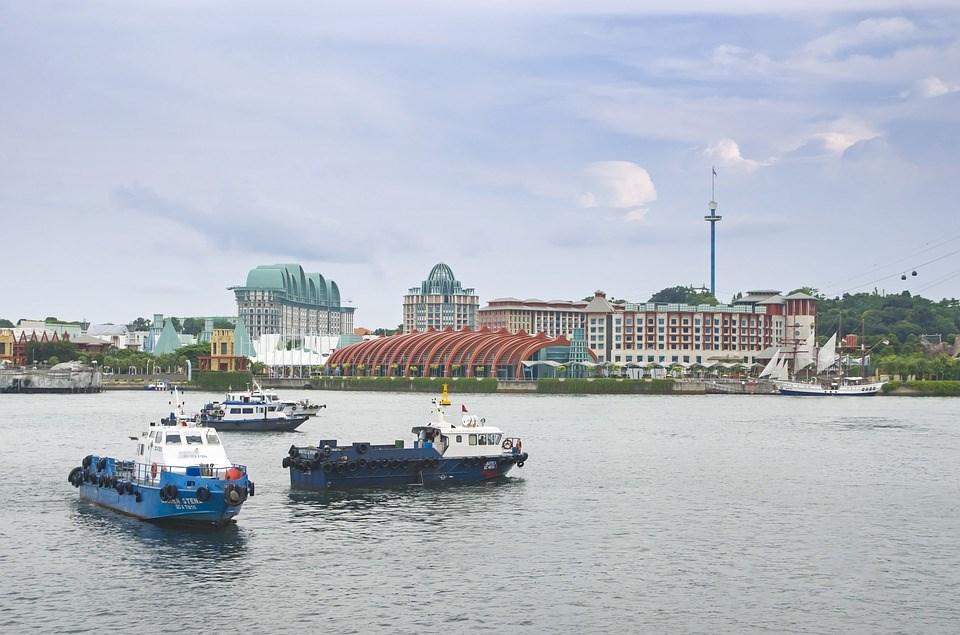 Pixabay image of the Resorts World Sentosa Casino in Singapore