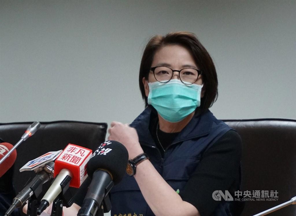 Taipei Deputy Mayor Vivian Huang