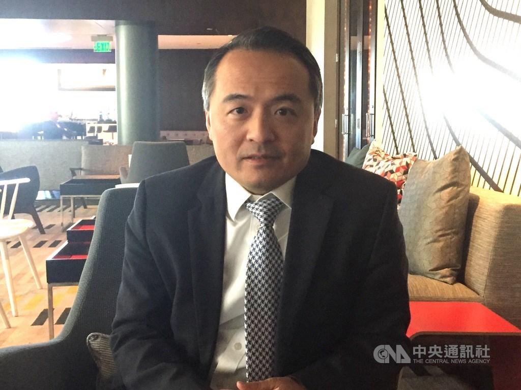 Jason Wang, an associate professor at Stanford University