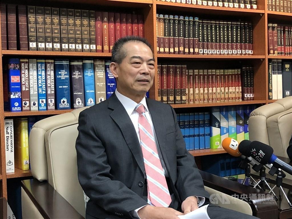 Taiwanese ambassador Liu Bang-zyh (CNA file photo)