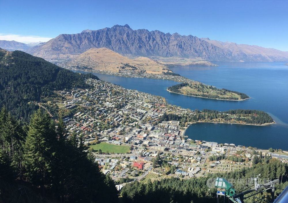 Queenstown, New Zealand (CNA file photo)