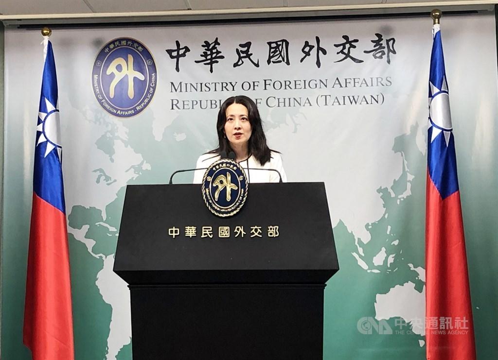 MOFA spokesperson Joanne Ou / CNA file photo