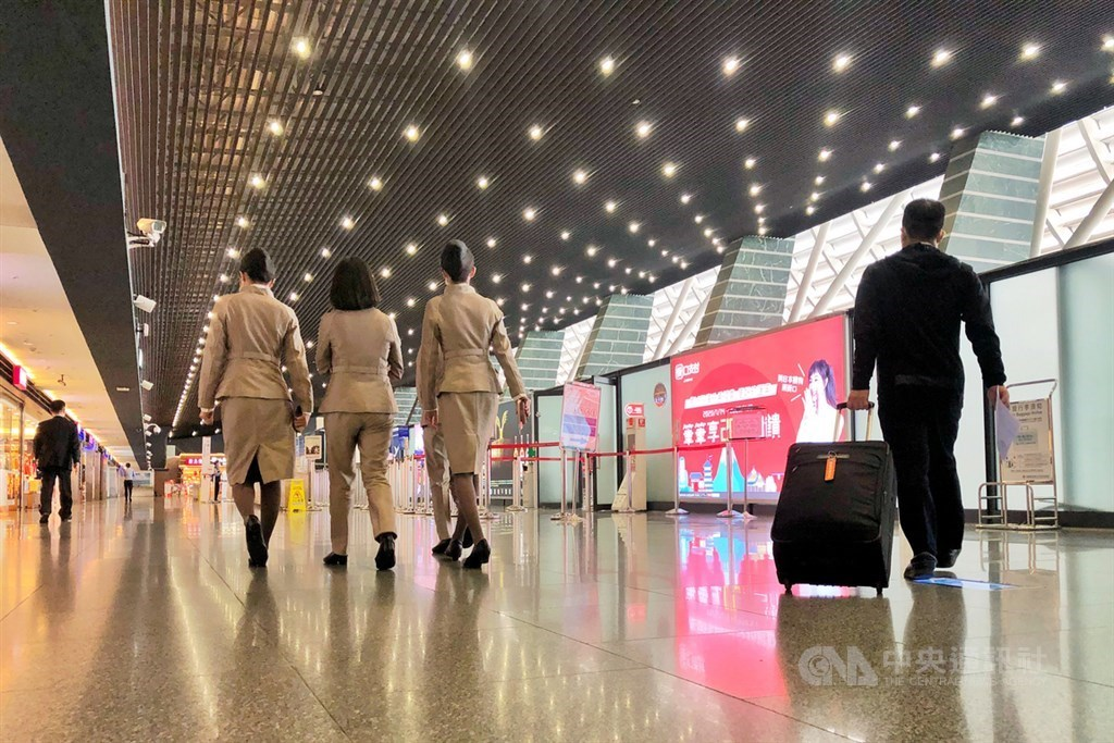 CNA file photo of Taoyuan International Airport