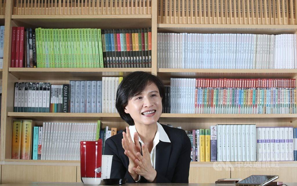 Culture Minister Cheng Li-chiun
