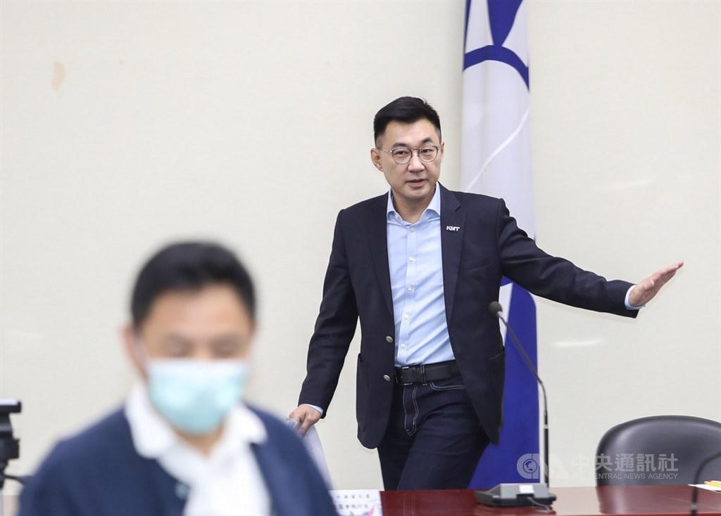 KMT Chairman Chiang Chi-chen