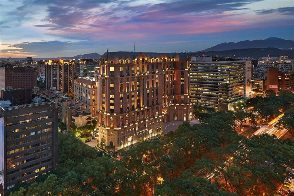 Photo from facebook.com/MandarinOrientalTaipeiTaiwan