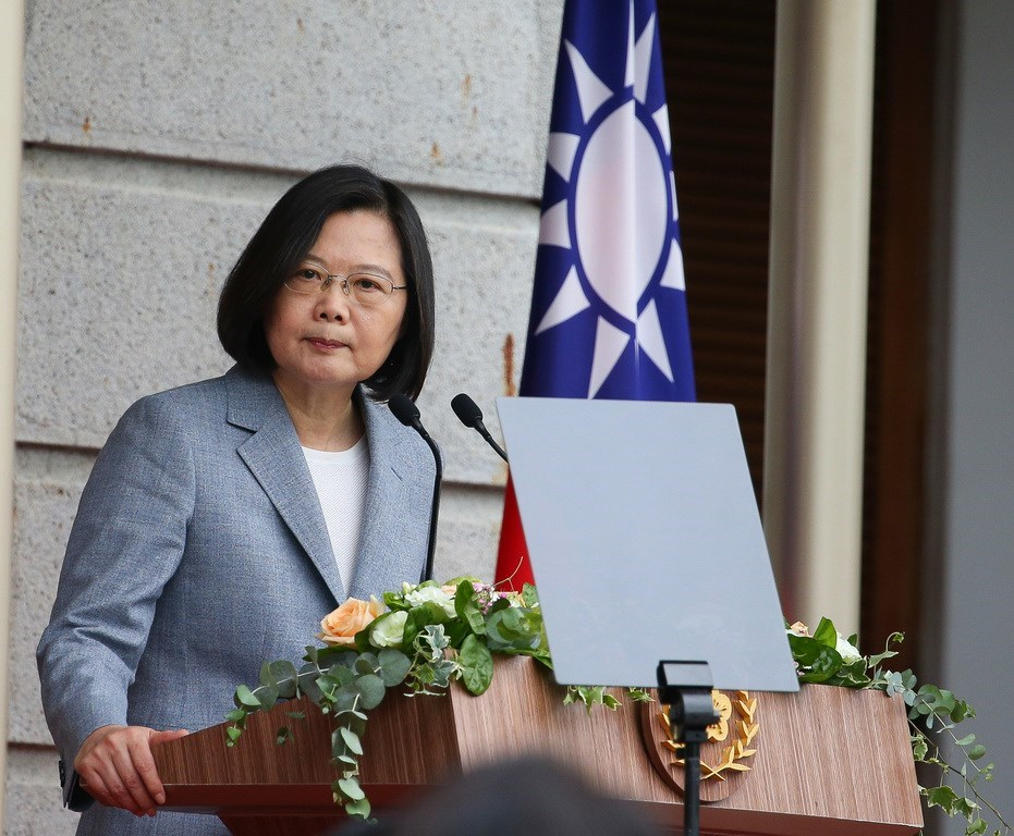 President Tsai Ing-wen/ CNA file photo