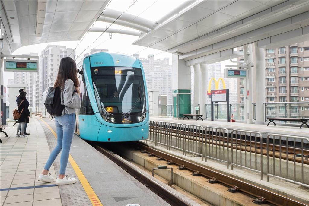 File photo courtesy of New Taipei Metro Corp.